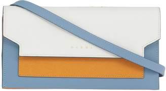 Marni Saffiano Leather Clutch