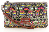 Sakroots Canvas Charging Wristlet