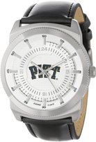 Game Time Men's COL-VIN-PIT Vintage College Series Collegiate 3-Hand Analog Watch