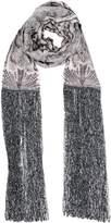 Roberto Cavalli Oblong scarves - Item 46526934