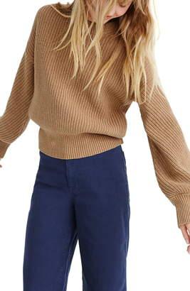 Madewell Fairbanks Pullover Sweater
