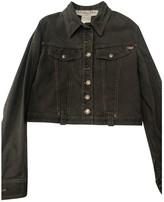 Christian Dior Grey Denim - Jeans Jacket for Women Vintage