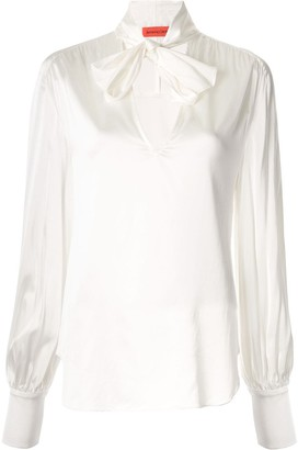 Manning Cartell Australia Long-Sleeved Pussy-Bow Blouse
