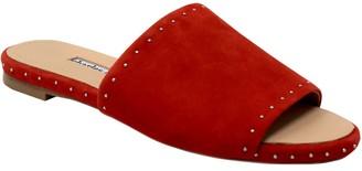 Charles by Charles David Charles David Leather Stud Slip On Flats - Sheriff