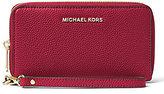 MICHAEL Michael Kors Studio Mercer Large Multifunction Phone Wallet