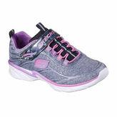 Skechers Swirly Girl Shimmertime Girls Sneakers - Little/Big Kids