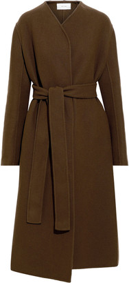 The Row Terin Wool-blend Felt Coat