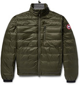 Canada Goose - Lodge Packable Quilted Ripstop Down Jacket