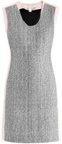 Diane von Furstenberg Katherine tweed dress