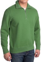 Woolrich Standing Stone Sweatshirt - Zip Neck, Long Sleeve (For Men)