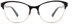 Gucci Cat-Eye Framed Glasses
