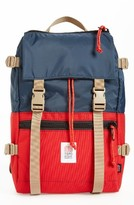 Topo Designs Men's 'Rover' Backpack - Blue
