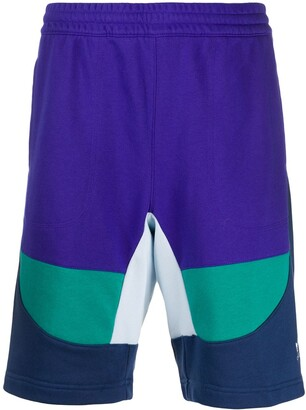 adidas Colour Block Track Shorts