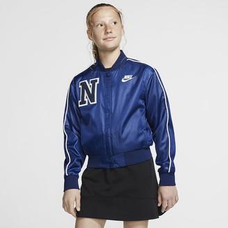 Nike Big Kids' (Girls') Jacket Sportswear