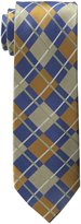 Haggar Men's Heritage Argyle Plaid Tie