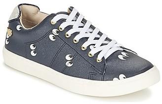 Lollipops YAKUZA SNEAKERS women's Shoes (Trainers) in Blue