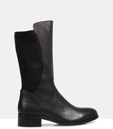 Reyna Leather Long Boots