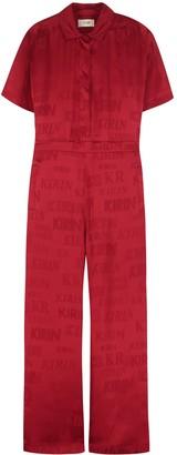 Kirin Wide-leg Pants Jumpsuit