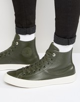Converse Chuck Taylor All Star II Sneakers In Green 153554C-303