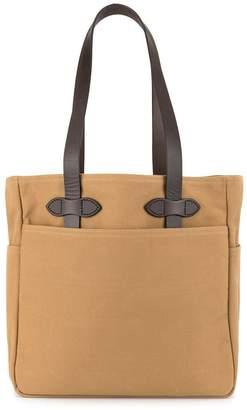 Filson cloth tote bag