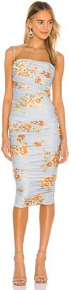Nookie Garden Party Midi Dress
