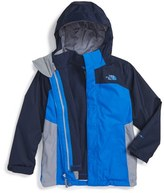 The North Face Boy's 'Vortex' Triclimate Waterproof 3-In-1 Jacket