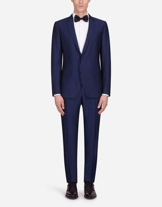 Dolce & Gabbana Virgin Wool Martini-Fit Suit
