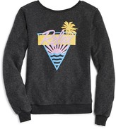 Wildfox Couture Girls' Relax Heathered Pullover - Big Kid