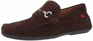 Marc Joseph New York Mens Leather Made in Brazil Wall Street Loafer