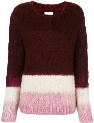 Gabriela Hearst Lawrence cashmere dip-dye jumper