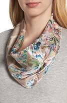 Echo Adelaide Floral Diamond Silk Scarf