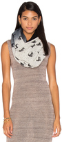 360 Sweater Cashmere Skull Infinity Scarf