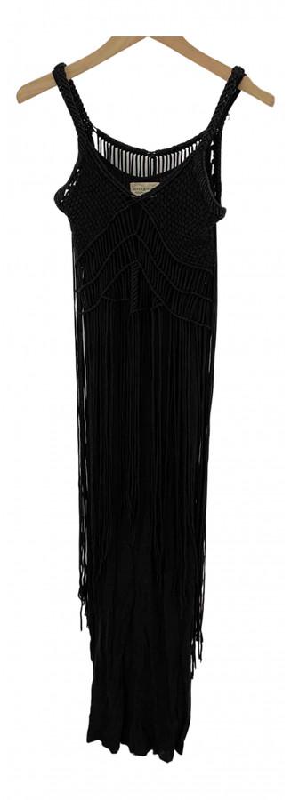 Denim & Supply Ralph Lauren Black Cotton - elasthane Dresses