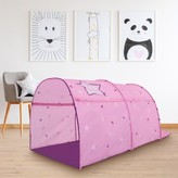 Bed Tent Canopy Dream Kids Play Playhouse Privacy Twin Starlight Pink by Alvantor