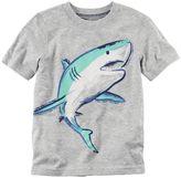 Carter's Toddler Boy Short Sleeve Shark Graphic Tee