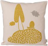 ferm LIVING Organic Cotton Landscape Cushion