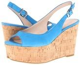 Pelle Moda Gina (Sky Suede) - Footwear