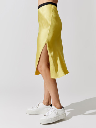 ATM Anthony Thomas Melillo Silk Crepe Skirt
