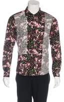 Givenchy Floral Print Shirt