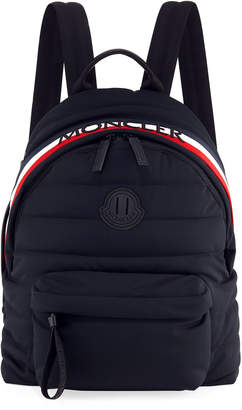 Moncler Men's Dolomites Quilted Nylon Backpack