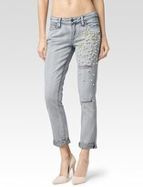 Paige Jimmy Jimmy Skinny - Dolly Embellished
