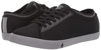 Original Penguin Damon (Black/Grey) Men's Shoes