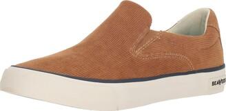 SeaVees Men's Hawthorne Slip On Cordies Sneaker