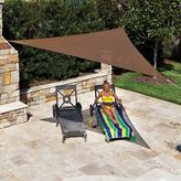 Bed Bath & Beyond Coolaroo® 11-Foot 10-Inch Triangle Shade Sails