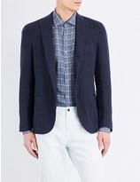 Boglioli Irish regular-fit linen jacket