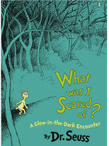 Dr. Seuss What Was I Scared Of Halloween Book? A Glow-in-the Dark Encounter