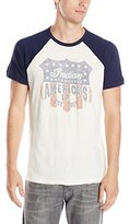 Lucky Brand Men's Indian Shield Graphic Tee