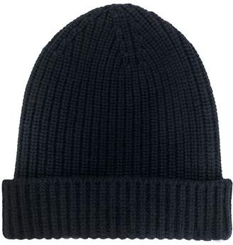 Cruciani cashmere knitted hat