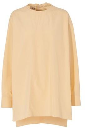 Marni Button back blouse