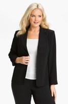 Louben Seamed Jacket (Plus Size)